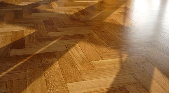 Parquet Floor Sanding & Restoration in Cardiff