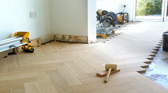 Hamwoods Floor Sanding In Cardiff Professional Staining